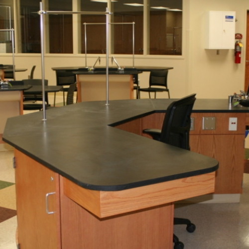 Avon High School Science Lab