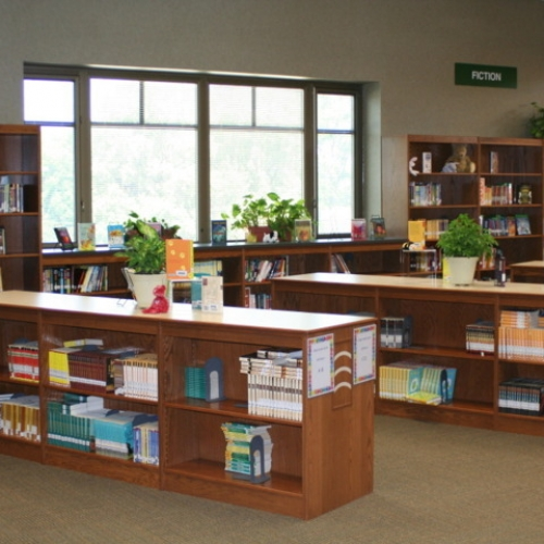 Riverside Intermediate School Media Center