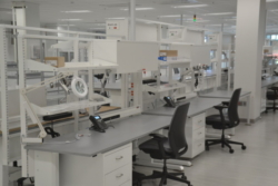 Roche Diagnostics New Lab Consolidation - Indianapolis